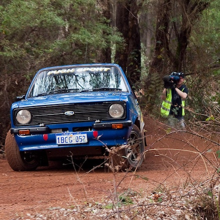 Rally WA - Rallying in Western Australia.