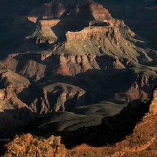 Grand Canyon - The Grand Canyon, Nevada.