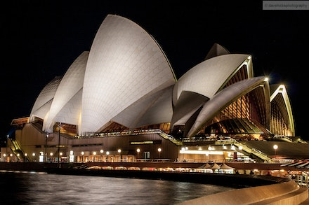 Sydney Opera House HDR - I spent two weeks in Sydney in July 2010 for the RMC Band Duntroon Centenary recordings. When I wasn't recording, I was out photographing.