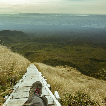 Mount Fanthom Walk in New Zealand - Its not often I get the opportunity to get a spare weekend away. I was very happy with the chance to go back to Mount...