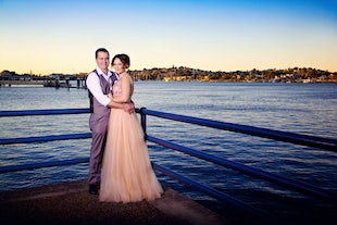 wedding ~ Rhys & Kelly - Eves on the River Wedding ~ April 2015