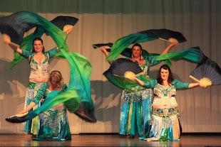 sur scène ~ Dance of Colours 2011