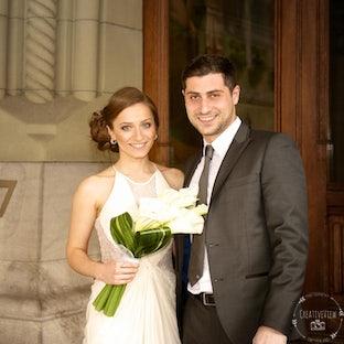Mariage de Sofia & Dima