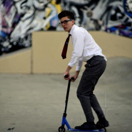 skateboard act