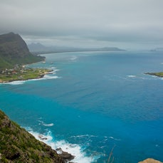 Makapu'u Point Lighthouse Hawaii - Makapu'u trail along with the tidepools in Honolulu, Hawaii are amazing!