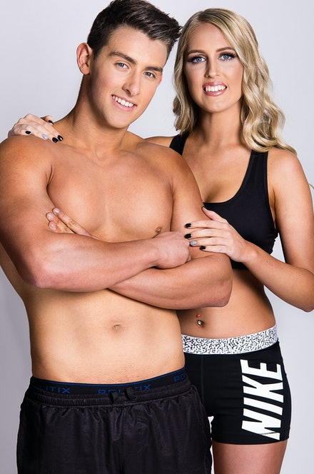 Fitness couple - Fitness couple