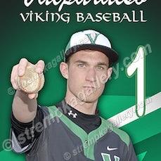 Valpo Baseball Banner Samples - 4/13/15 - Valpo Baseball Banner Samples for 2015.