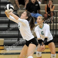 Michigan City vs. Valpo - 8/24/17 - Michigan City defeated Valpo in three sets on Thursday evening (8/24) in Valparaiso.  Scores were:  25-15, 25-20, 25-22...