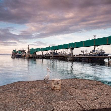 Wharf Port Lincoln