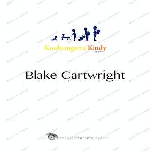 Koolyangarra Kindy - Blake Cartwright