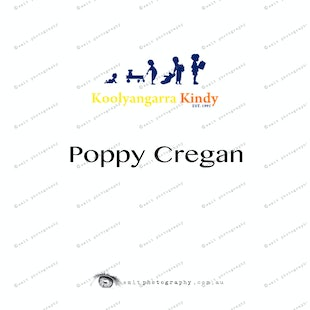 Koolyangarra Kindy -  Poppy Cregan