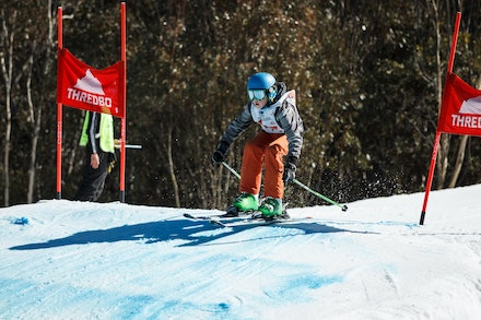 140829_sx_8352 - NSW State Championships-  skier cross race at Thredbo, NSW (Australia) on August 29 2014. Jan Vokaty