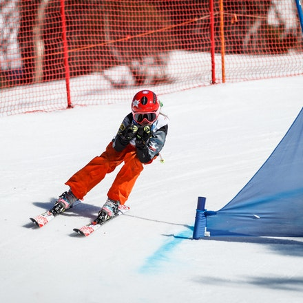 140912_div4_9069 - National Interschools Ski Cross Division 4 at Perisher, NSW (Australia) on September 12 2014. Jan Vokaty
