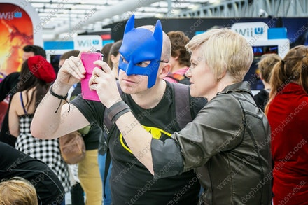 Internet 1081 Sydney Exibition Center @ Glebe Island - Oz ComicCon - 13 September 2014 - Event Photography - sydney family photographer