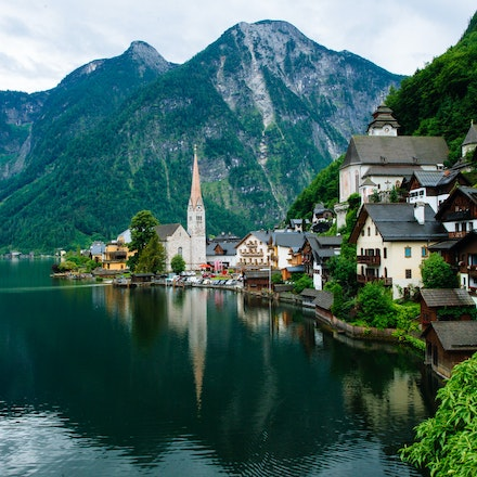 Austria/Switzerland - I can see how fairytales came from these amazing countries, they are so incredibly beautiful!