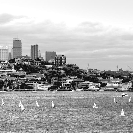 Sydney view from Rose Bay - Copyright © 2015 Melissa Fiene Photography. All rights reserved. All images created by Melissa Fiene are © Melissa Fiene Photography.