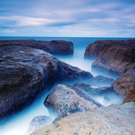 Devil's Cauldron, Whale Beach - Copyright © 2015 Melissa Fiene Photography. All rights reserved. All images created by Melissa Fiene are © Melissa Fiene...
