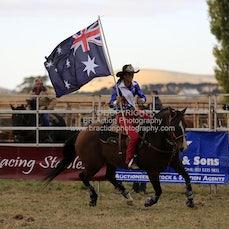 Ballarat Rodeo APRA 2014 - Main Program