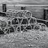Wharf ,Yorkshire Coast. - A fishing village ,Yorkshire coast.