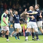 Wallabies v Scotland 170617 - Epic 24-19 win to the Scots.