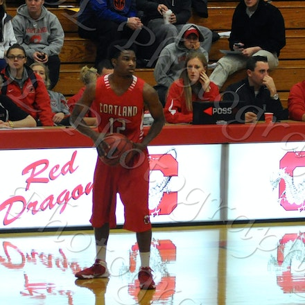 Mens Basketball vs Fredonia (12/6/14)