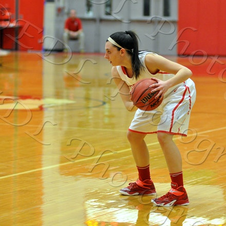Womens Basketball vs Oneonta (2/10/15)