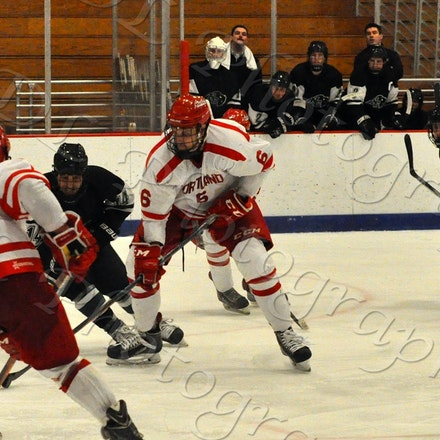 Mens Ice Hockey vs Nichols