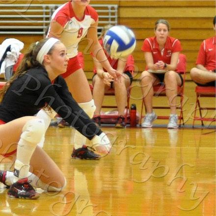Volleyball vs St. John Fisher