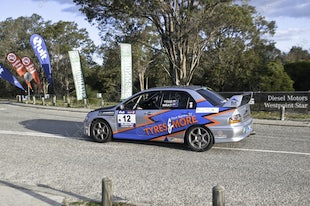 8 - Quit Targa Rally - Whiteman Park PM