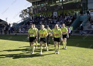 WAFL 04-09-2016 Elimination Final League Bendigo Bank Stadium Mandurah - Panoramic photos can ONLY BE DIGITAL Down loaded