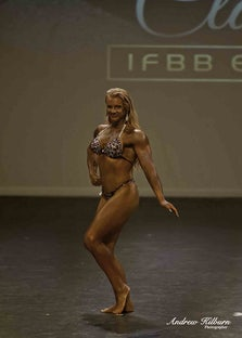 04-03-2018 Alysha Kempf Body building compation  2018 O'Mara Classic - IFBB Elite Cup Perth