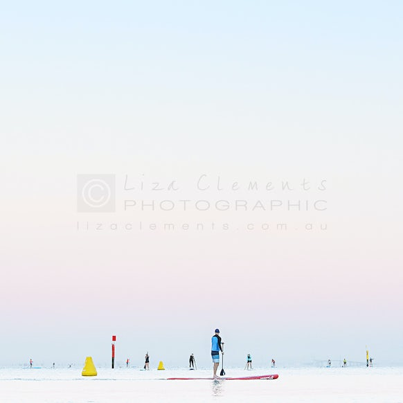 At Dawn They Play, HMB© - At Dawn They Play Half Moon Bay, Melbourne, Victoria 2018 Open Edition  Silver Distinction VIPPY Award, 2018 AIPP Victorian...