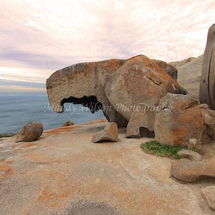 Remarkable Rocks, KI - SA
