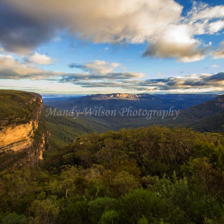 Wentworth Falls - NSW