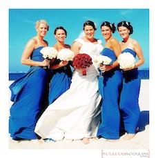 Hill Wedding (2012) - Mr & Mrs Danielle & Nathan Hill. Home Coverage : Bride & Grooms Houses. Ceremony : Menai Catholic Church. Photos : Sandy Point...