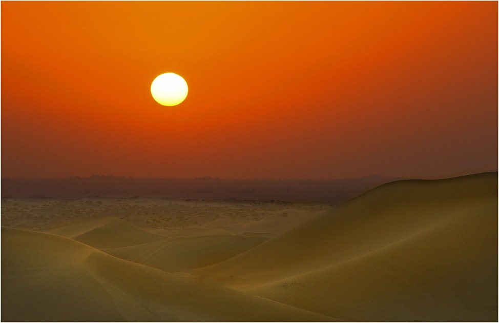 Desert-Sunset-UAE013-11x17