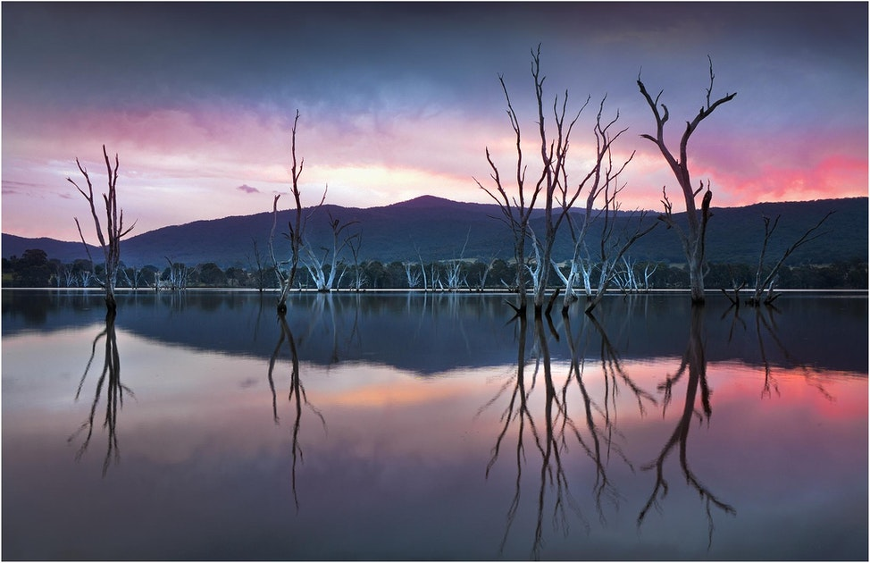 Dusk-Lake-Nillahcootie-Central-VIC04454303-11x17