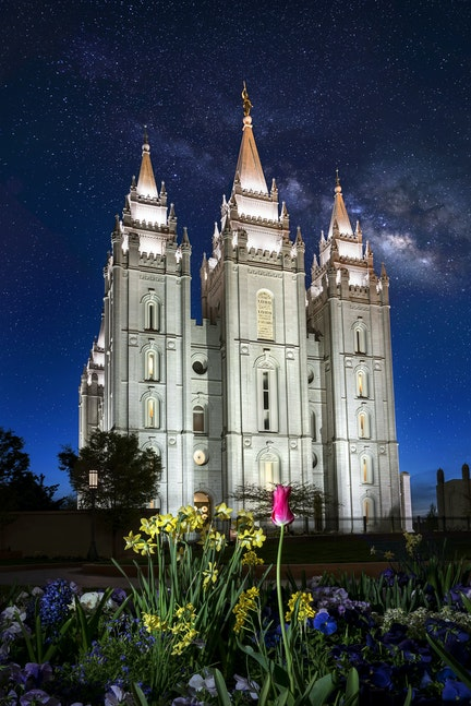 Celestial Night Salt Lake City