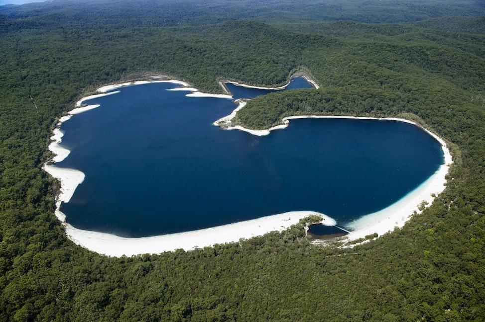 Lake McKenzie_6786 - Fraser Island, QLD