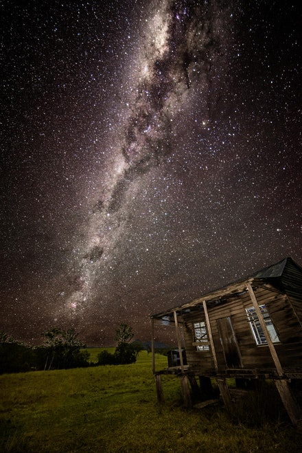 Yūgen - Somewhere, QLD. 2013.