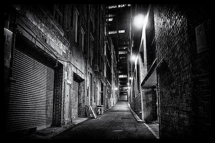 Back Lane Noir