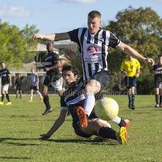 Football Toowoomba 2015 grand Final: Premier Men