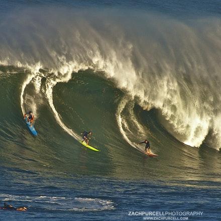 Waimea Bay Wave 3 - Waimea Bay 1/20/11