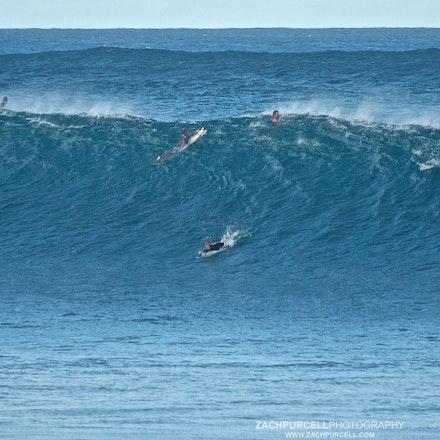 John John Florence Wave Progression 1 - Pipeline 12/26/13