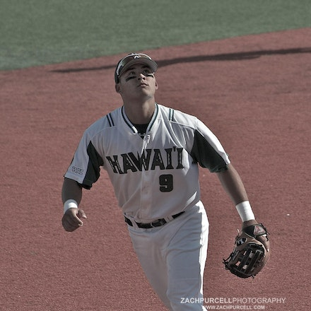 Hawaii vs. Texas Baseball