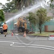 Toongabbie Gas Leak 7-1-2014 - 7th January 2014