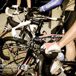 Ride4Epilepsy - In October 2011, Sandown Raceway was host to the many cyclists who rode wither  in teams or individually over 6 hours to raise funds for...