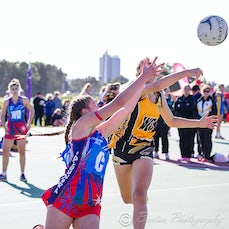 Caboolture Stage Age 2015 Days 1, 2 & 3 - Netball Queensland State Age Championships 2015