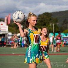 Nanango State Age 2015 Days 1, 2 & 3 - Netball Queensland State Age Championships 2015