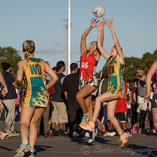 Pine Rivers State Age 2016 - Netball Queensland State Age Championships 2016